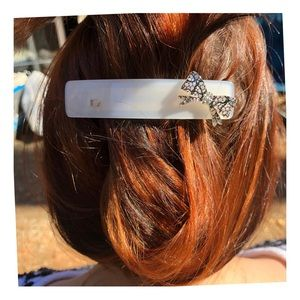 Devisage Paris Large Hair Barrette, New